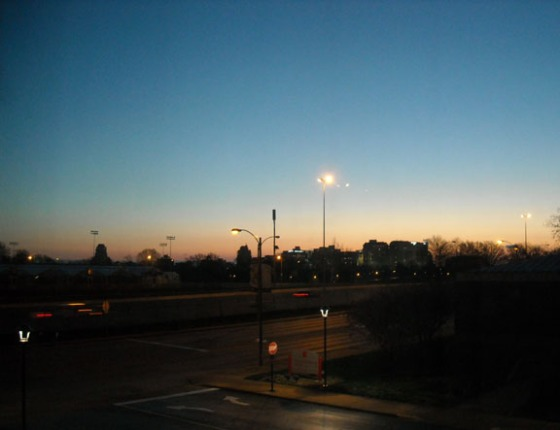 Saint-Louis-Dawn