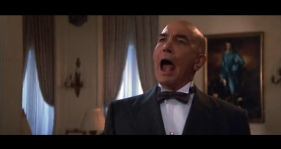 """I may learn to like her. Hang her in my bathroom!"" -- Oliver Warbucks"